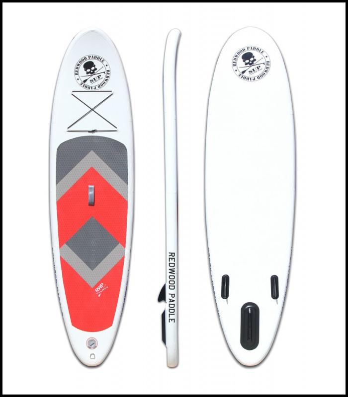 Board Shop pack gonflable
